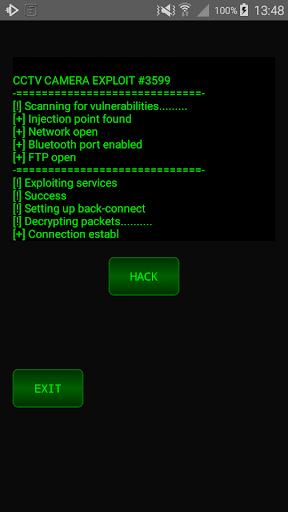 CCTV Camera Hacker Simulator 1.1 screenshots 2