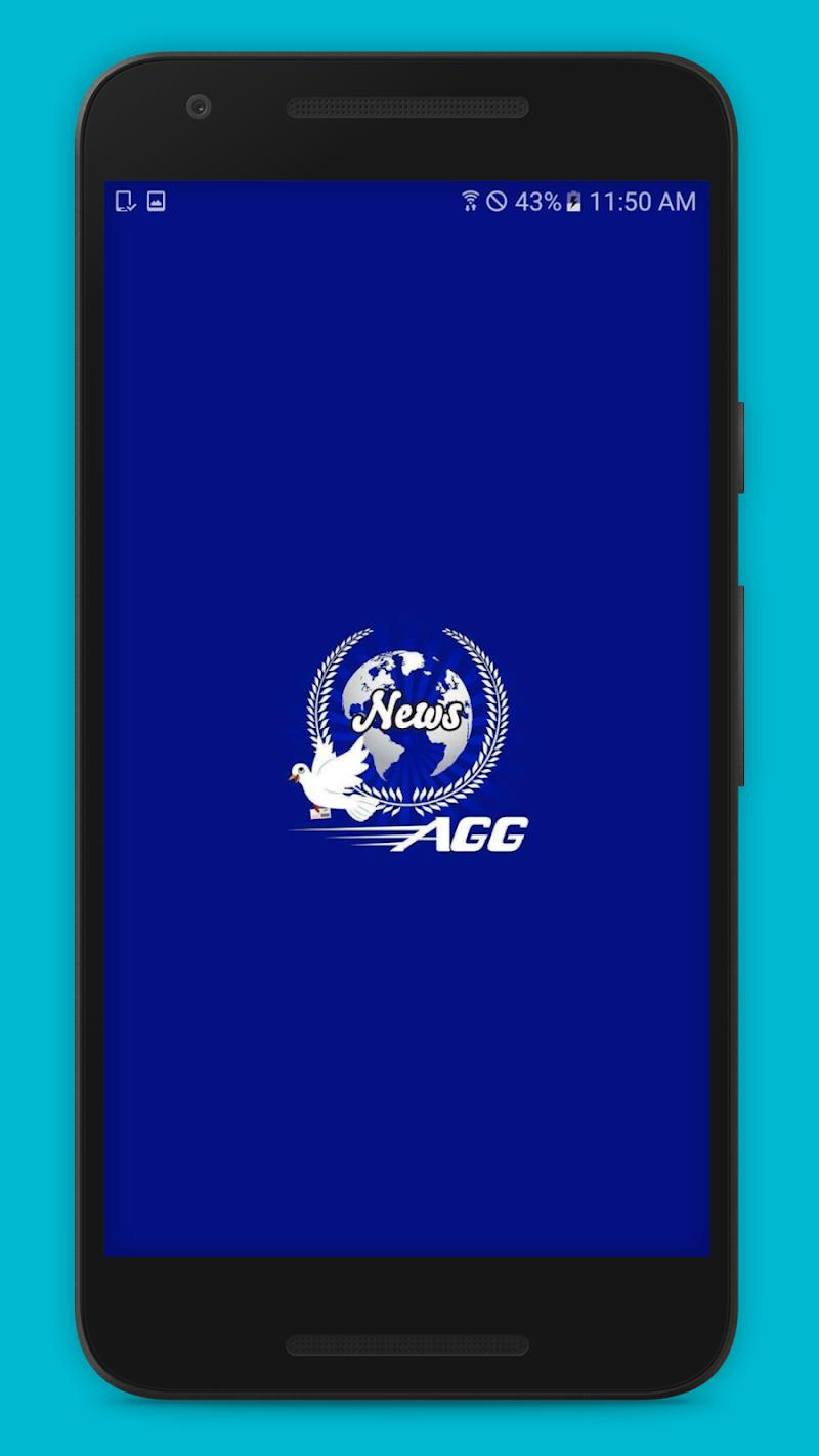 Скриншот AGG News