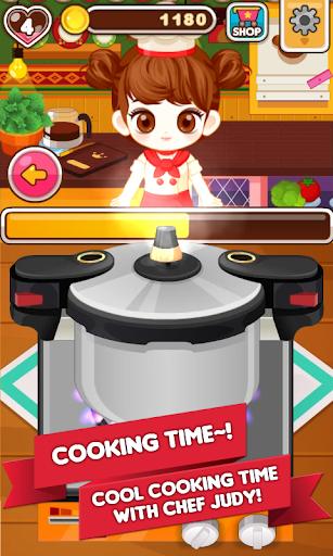 Chef Judy:School Meals Maker