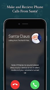 Santa Video Call & Tracker - North Pole CC™ - náhled