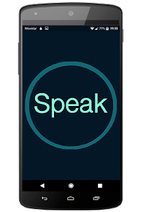 Speak For Free - náhled