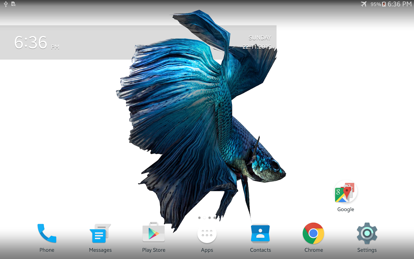 Betta Fish 3D Free Apl Android Di Google Play