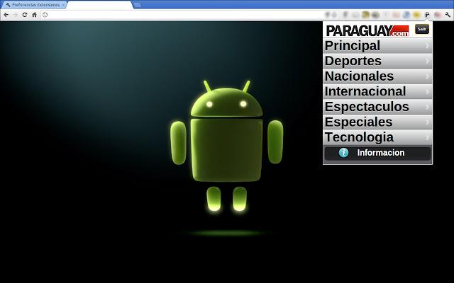 Paraguay.com Widget