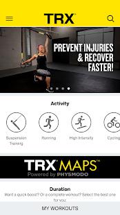 TRX - náhled