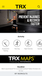 Trx apps on google play screenshot image fandeluxe Image collections
