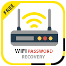 WiFi Password Recovery FREE v 1.0 app icon