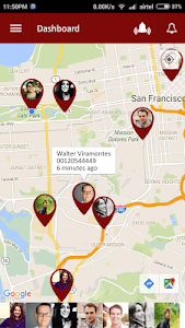 Family Locator from Lifetrons screenshot 0