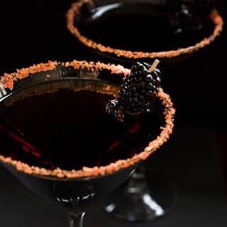 Black Devil Martini.