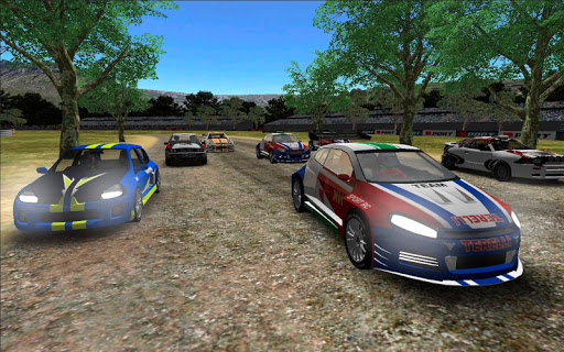 Rally Cross Racing