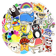 New Cartoon Stickers