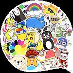 New Cartoon Stickers 2.0