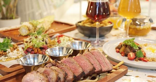 棧酒食吧 SIP Gastrotaphouse~大直ATT 4 Recharge美食,多種啤酒搭美食的花園餐酒館