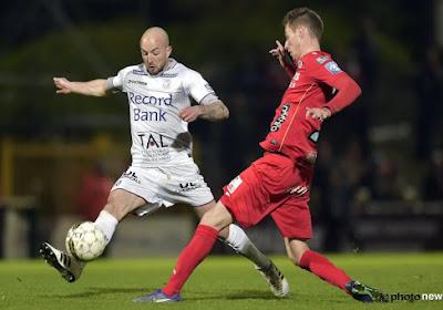 De Ridder de retour en Jupiler Pro League