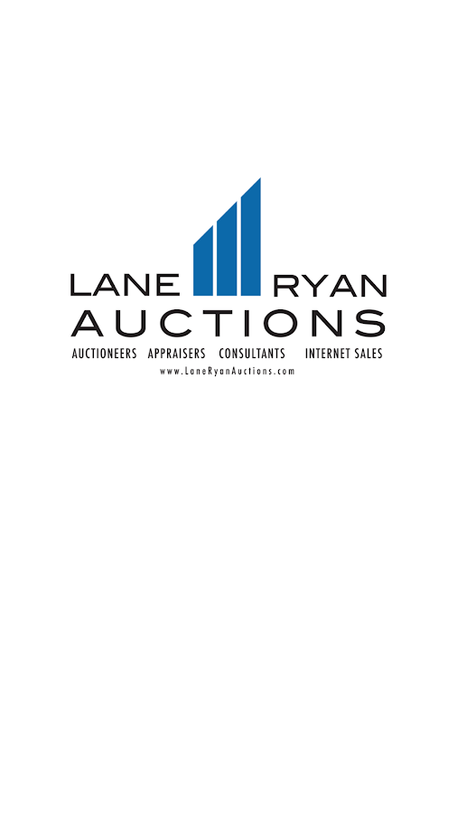 Lane Ryan Auctions- screenshot