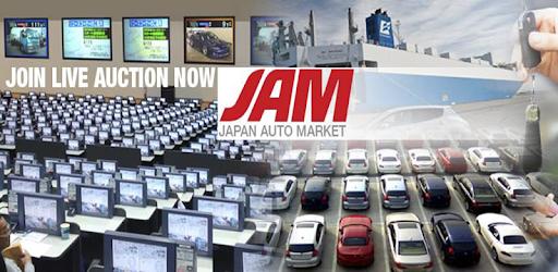 JAM japan auto market - Apps on Google Play
