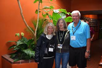 Photo: Debbie, Barbara & Mitch Mitchell