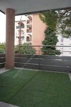 Location appartement 2 pièces 43 m2 à Toulouse