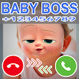 Call Vid From Baby Boss Prank icon