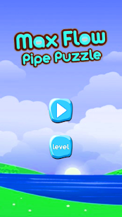 Max Flow Pipe Puzzle - náhled