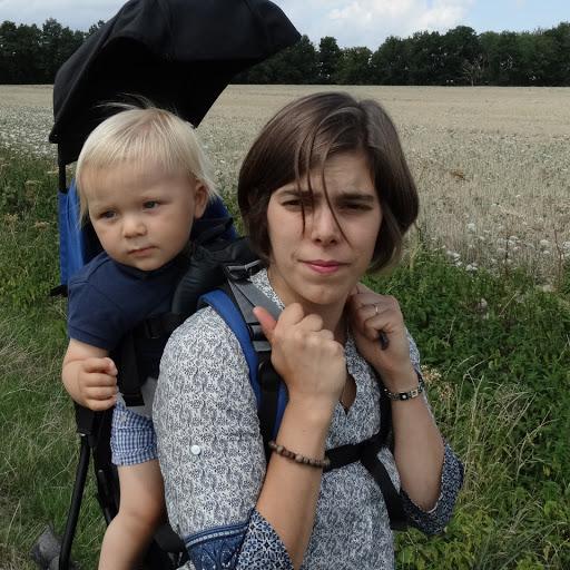 Marie Jas soutient L'Arche La Ruisselée en participant au Cross Ouest France les 16 et 17 janvier
