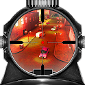 Sniper Shoot War 3D icon