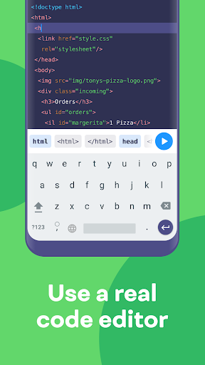Mimo: Learn coding in JavaScript, Python and HTML 2.31 screenshots 6