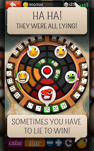Liar's Dice Online Multiplayer  screenshots 10