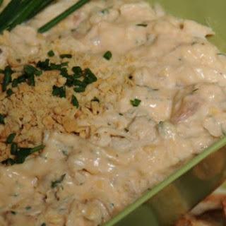 Big Joe's Hot Blue Claw and Shrimp Dip [Recipe].