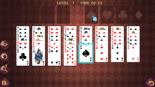 FreeCell android2mod screenshots 10
