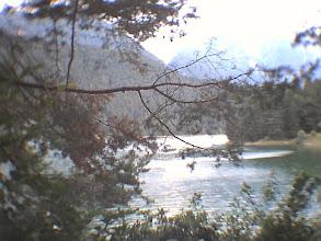Photo: Lago di Centro Cadore, Calalzo (Belluno), estate 2005