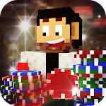 Vegas Craft: Crafting and Building Casino Games Icon