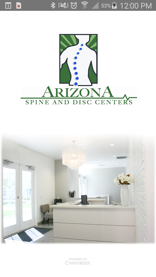 Spine & Disc Center of Arizona- screenshot