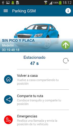 Parking GSM