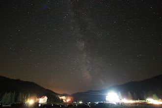 Photo: Noaptea la Padina