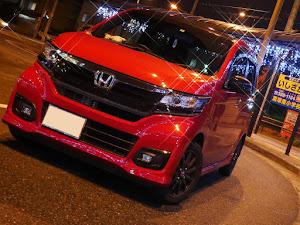 N-WGN カスタム JH1 G特別仕様車SS2トーンカラースタイルパッケージ H30のカスタム事例画像 青葉さんの2018年11月06日22:25の投稿