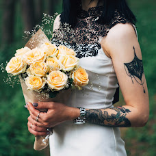 Wedding photographer Anastasiya Davydenko (nastadavy). Photo of 04.09.2017