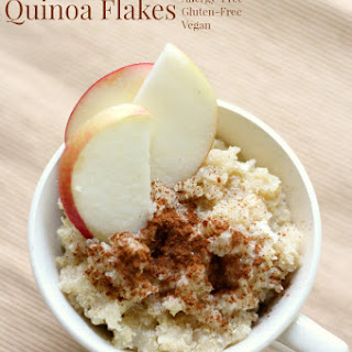 Apple Cinnamon Quinoa Flakes Recipe