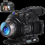 4K HD Pro Video Camera 3.2