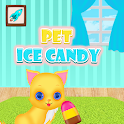 Pet Ice Candy icon