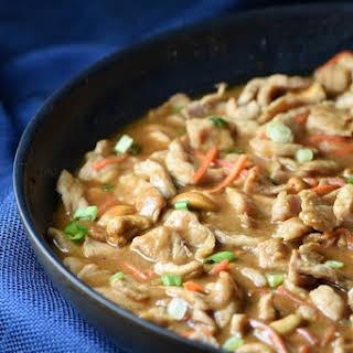 Hoisin Pork and Cashew Stir-Fry.