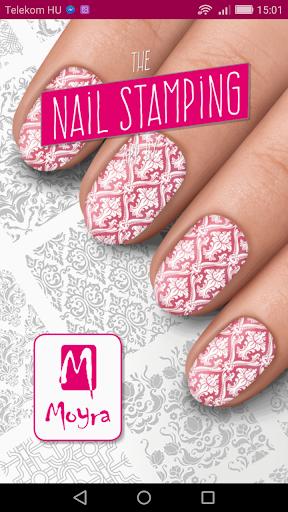 Nail Stamping Designer Screenshot