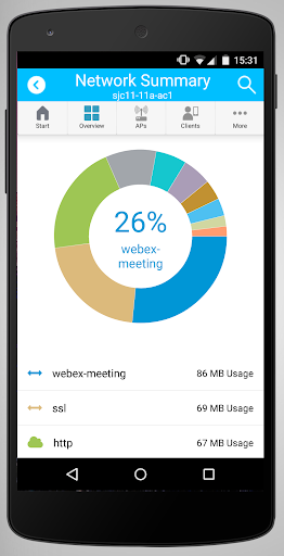 Cisco Wireless screenshot 3