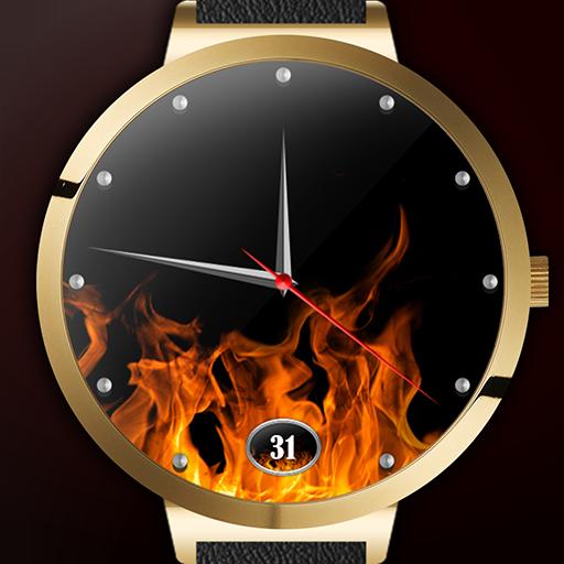 Fire Watch Face