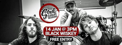 Black Wiskey at Soul Sunday Sessions : Soul Sunday Sessions