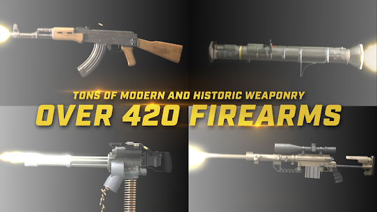 iGun Pro -The Original Gun App 5.26 Latest MOD Updated 2