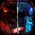 New Godzilla Monster Kong Wallpapers icon