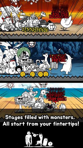 Battle Cats Rangers 1.4.2 screenshots 5