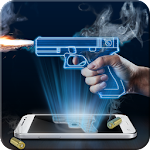Hologram 3D Weapon Icon
