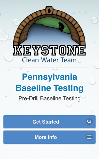PA Baseline Testing- screenshot