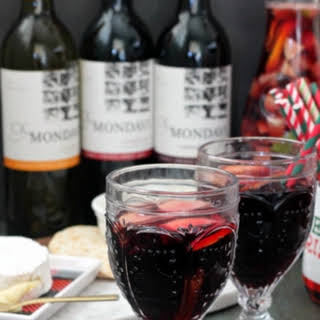 Red Winter Sangria.